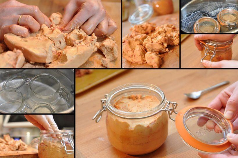 Atelier foie gras - offre spéciale du Château de Marsac