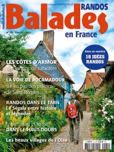 Balades et randonnées en France