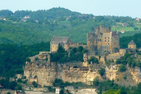 Château de Castelnaud en Dordogne