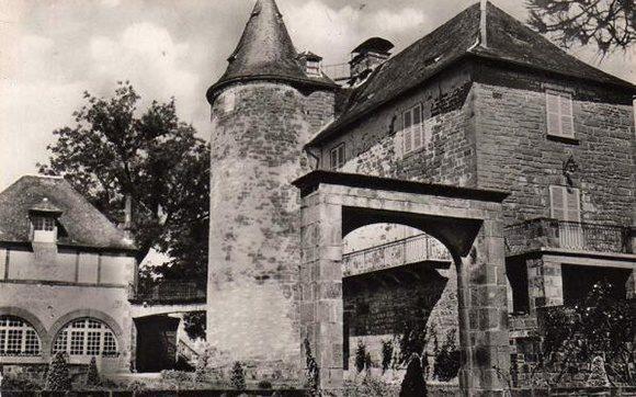 Histoire du château de Marsac en Corrèze