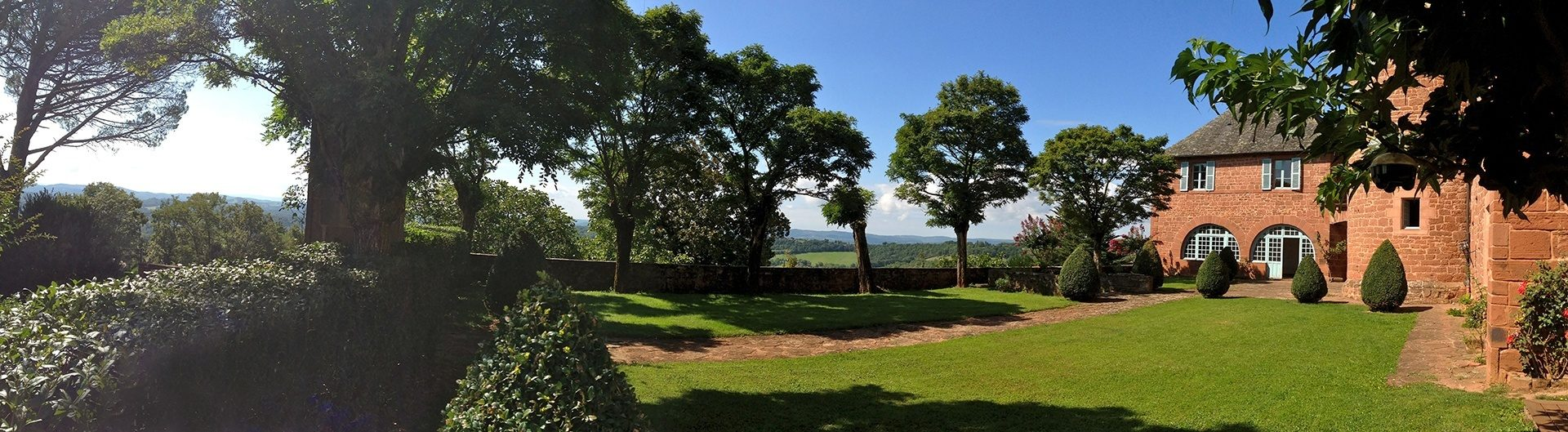 Bien-être et services au château de Marsac en Limousin
