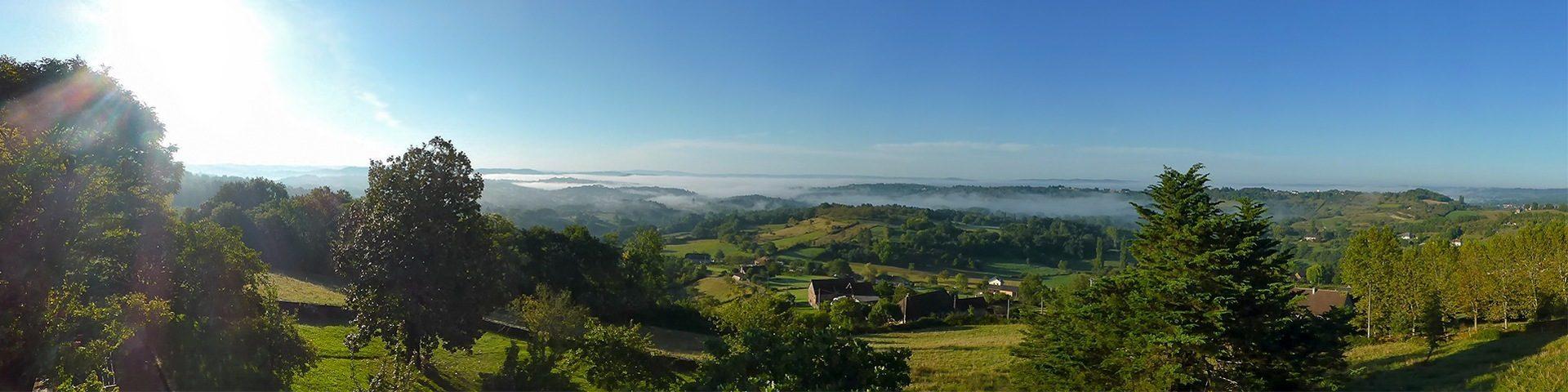 Les plus beaux paysages de France en Limousin