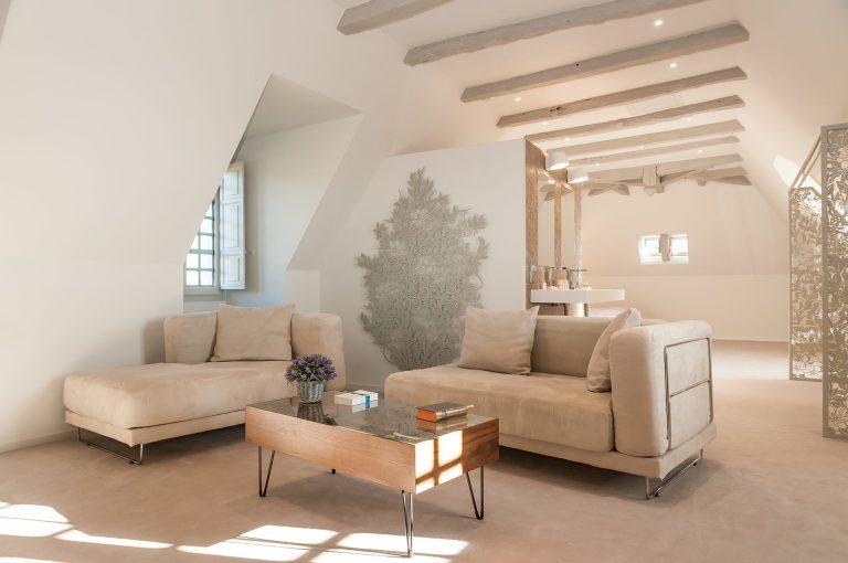 Suite Magnolia du château de Marsac